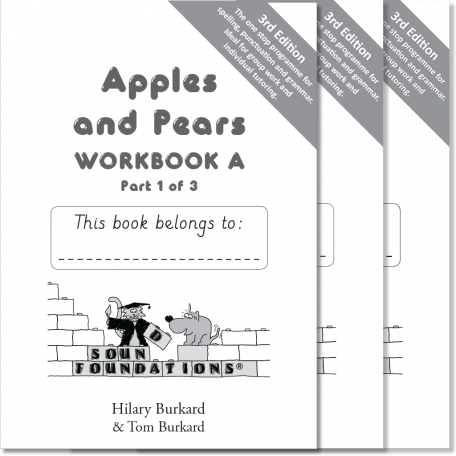 Apples & Pears Workbook A 3