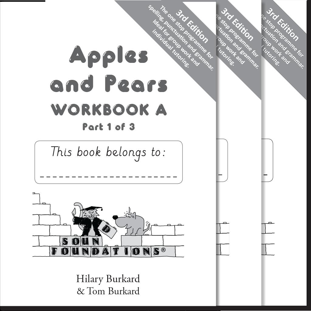 Apples & Pears Workbook A 3