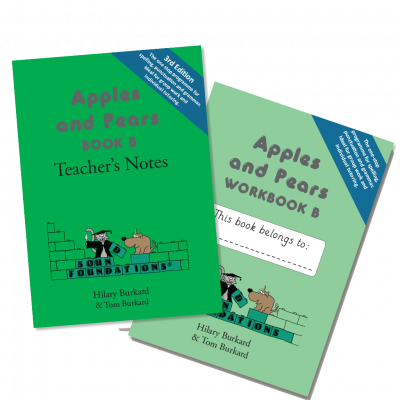 Apples & Pears B Set