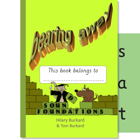 Bearing Away – Sound Foundations by Hilary Burkard & Tom Burkard