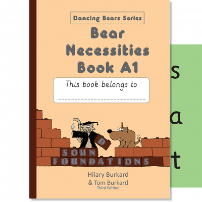 Bear Necessities Book A1 by Hilary Burkard & Tom Burkard, Sound Foundations