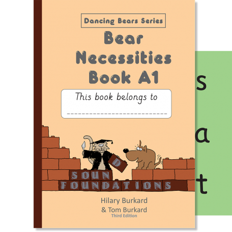 Bear Necessities Book A1 by Hilary Burkard & Tom Burkard, Sound Foundations