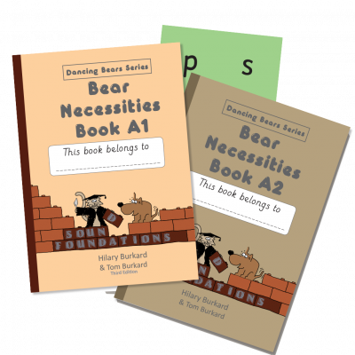 Bear Necessities Set