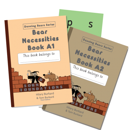 Bear Necessities Book Set by Hilary Burkard & Tom Burkard, Sound Foundations