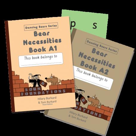 Bear Necessities Book Set by Hilary Burkard & Tom Burkard, Sound Foundations
