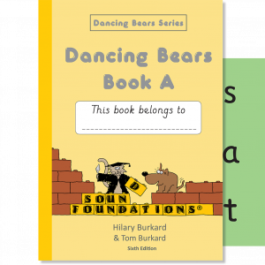 Dancing Bears Book A by Hilary Burkard & Tom Burkard, Sound Foundations