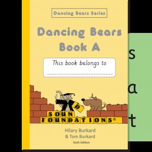 Dancing Bears Book A by Hilary Burkard & Tom Burkard, Sound Foundations
