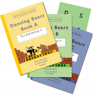 Dancing Bears Set