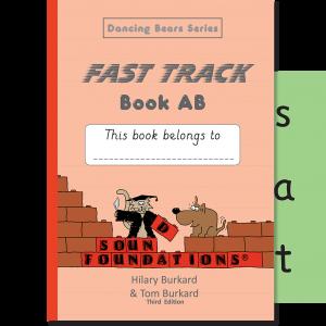 Fast Track Book AB by Hilary Burkard & Tom Burkard, Sound Foundations