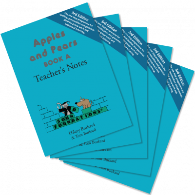 Apples & Pears Teacher's Notes A 5-Pack