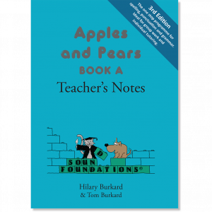 Apples and Pears Book A Teacher's Notes