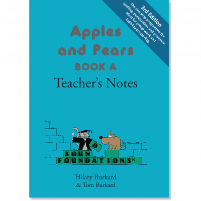 Apples & Pears Teacher's Notes A