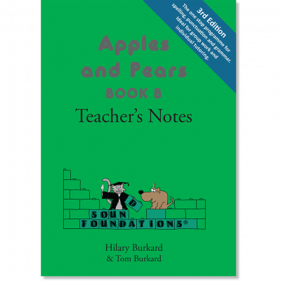 Apples & Pears Teacher's Notes B