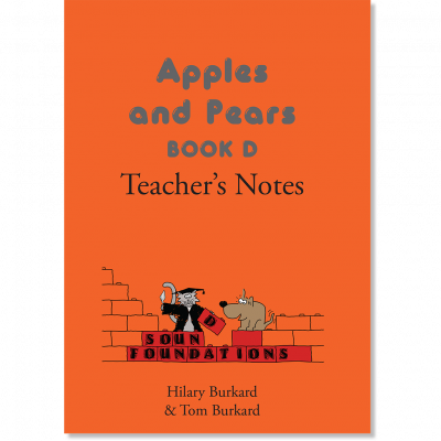 Apples & Pears Teacher's Notes D