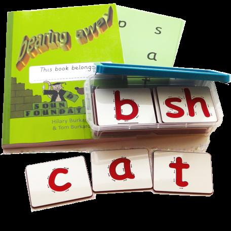 Bearing Away Starter Pack by Hilary Burkard & Tom Burkard, Sound Foundations