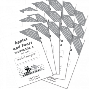 Apples & Pears Workbook A 5-Pack