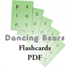Sound Foundations phonics Flashcards, Free Download