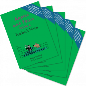 Apples & Pears Teacher's Notes B 5-Pack
