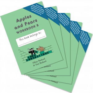 Apples & Pears Workbook B 5-Pack
