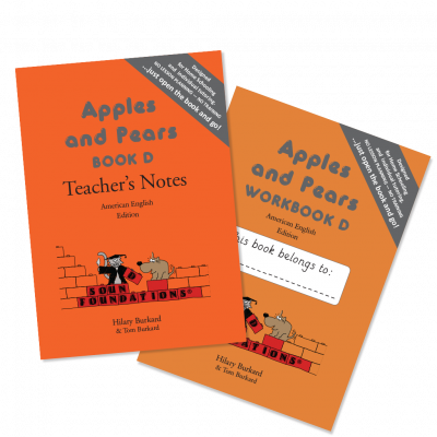 Apples & Pears D Set