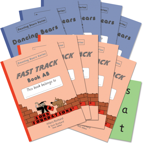 Fast Track Set 5-Pack